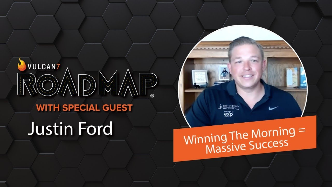 Download Roadmap Season 8 Episode 6: WINNING THE MORNING = MASSIVE SUCCESS