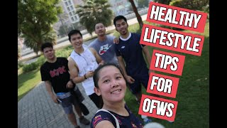 Healthy lifestyle vlog (day 1)