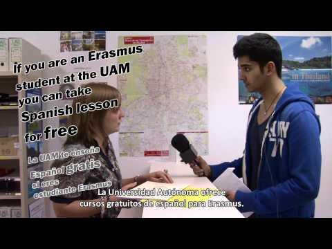 Primeros pasos de un Erasmus en la Universidad Autónoma de Madrid