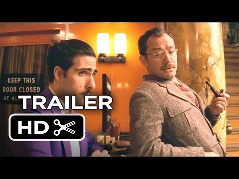 The Grand Budapest Hotel TRAILER 2 - Wes Anderson, Bill Murray Dramedy HD