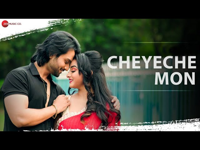 Cheyeche Mon - Official Music Video | Rayan Roy | Hiya Roy | Ranadeep Roy