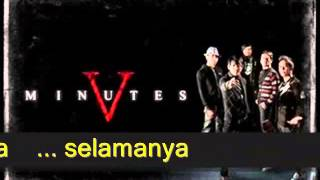 Download lagu five minute SEHARUSNYA karoke versi (musiccover) no voice