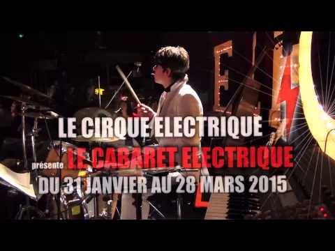 Cabaret Electrique #2015 - TNT & Les Radoï par Kiki Picasso
