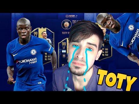 MI EXPERIENCIA TOTYS FIFA19