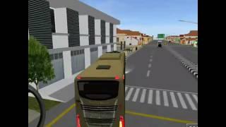 Bus simulator indonesia by: maleo(scaniak410ib