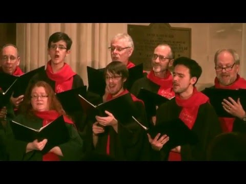 Away in a Manger - Arr: Sir David Willcocks - The Stairwell Carollers