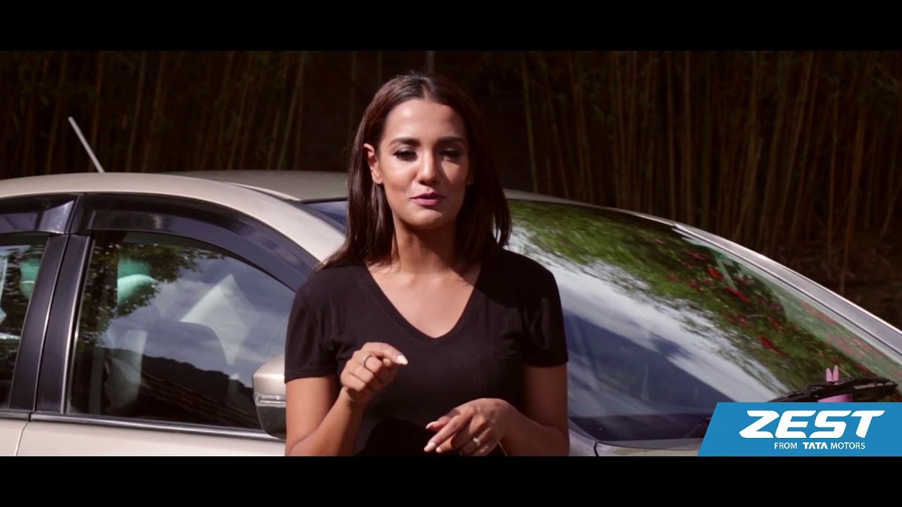 Priyanka Karki: Feedback on TATA Zest