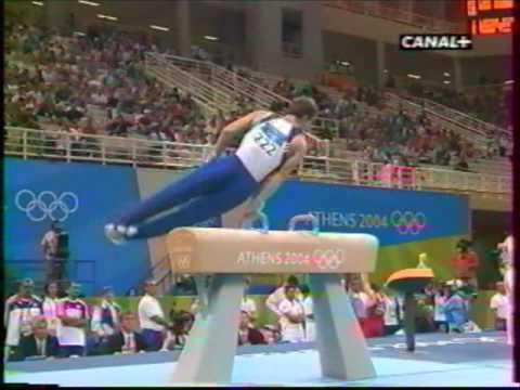 Paul HAMM (USA) PH - 2004 Olympics Athens AA