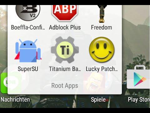 spiele hacken android