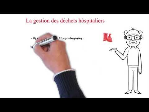 Gestion des déchets hospitaliers