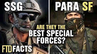 The Differences Between SSG and PARA SF