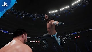WWE 2K19 - Never Say Never Trailer | PS4