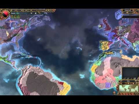 Europa Universalis IV: Conquest of Paradise Observer Mode - Part 2 - Until 1563