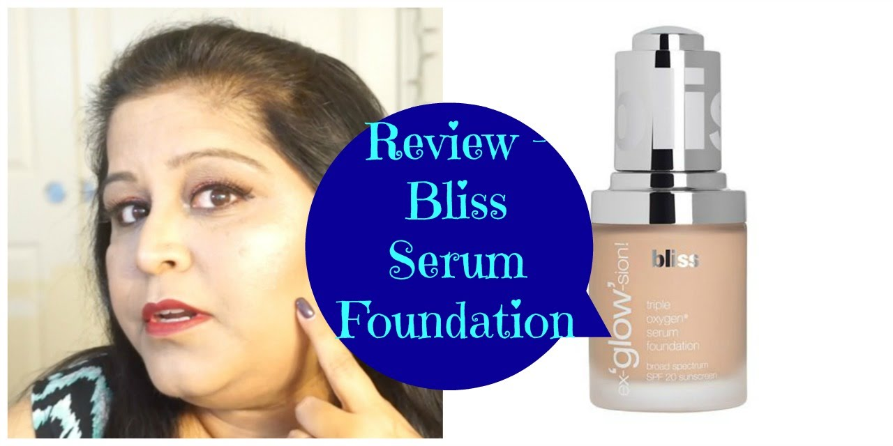 bliss ex glow sion recension