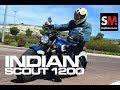 Prueba Indian Scout 1200 2018 [FULLHD]