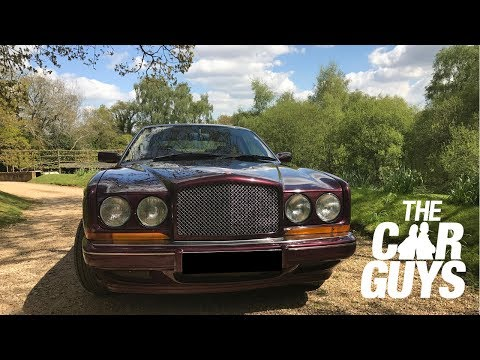Bentley Continental R (1995) Real World Review - wise investment or costly mistake?