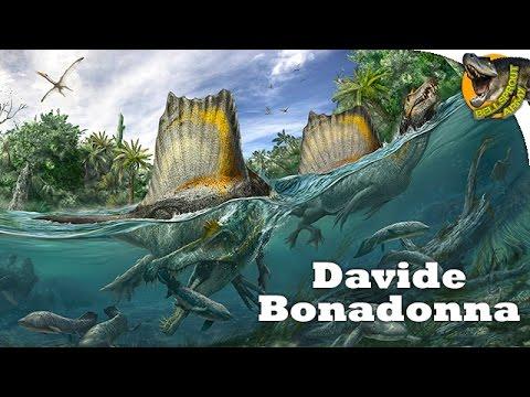 ILUSTRACIONES DE DAVIDE BONADONNA | PaleoArte