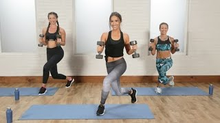 A Total-Body Bootcamp to Tighten and Tone | Class FitSugar