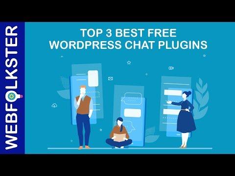 Wordpress Live Chat - Top 3 Plugins