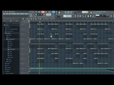 Impatient - Jeremih Remake (FL Studio 2017)