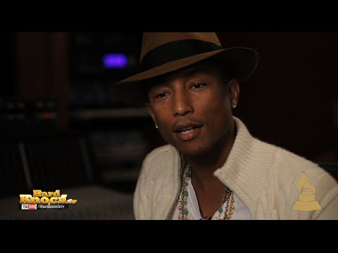 Pharrell Talks Lorde, Kendrick Lamar, Jay Z, Making Meaningful Music, Blurred Lines + More