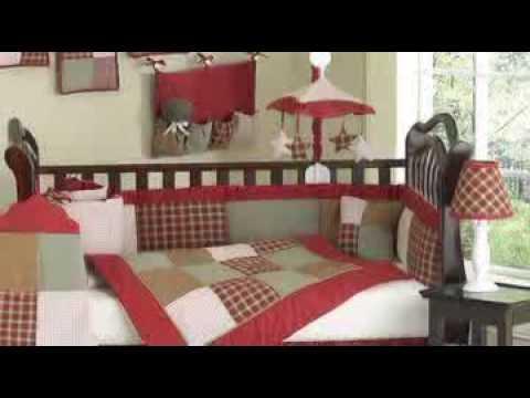 Casey's Cabin Crib Bedding Set By JoJo Designs