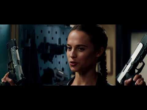 Tomb Raider bande-annonce VF - Alicia Vikander, Dominic West, Daniel Wu