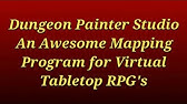 Dungeon Painter Studio - Quick dungeons using UNION - YouTube