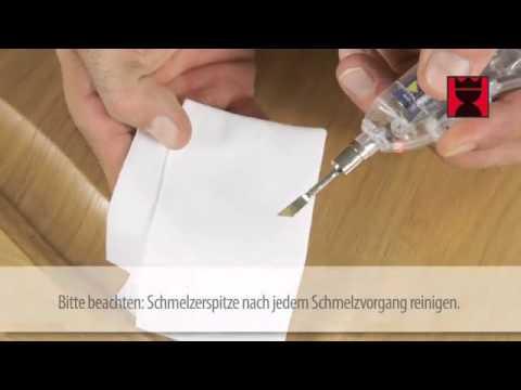 Kratzer In Der Möbeloberfläche Reparieren Youtube