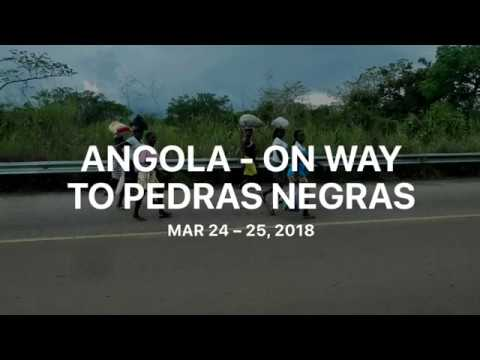 Angola - On the Road to Pedras Negras
