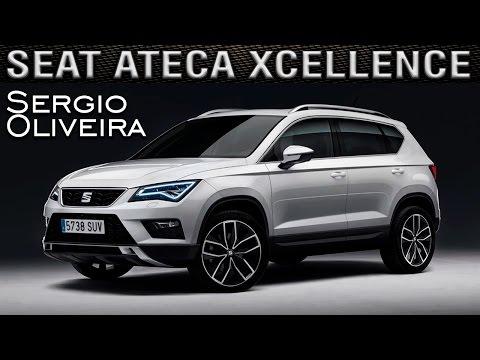 Seat Ateca 2017; El León crossover muestra sus garras.