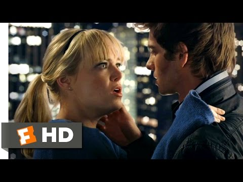 The Amazing SpiderMan  WebSling Kiss  410  Movies