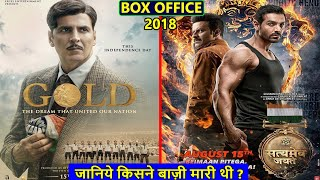 Gold vs Satyameva Jayate 2018 Movie Budget, Box Office Collection, Verdict and Facts
