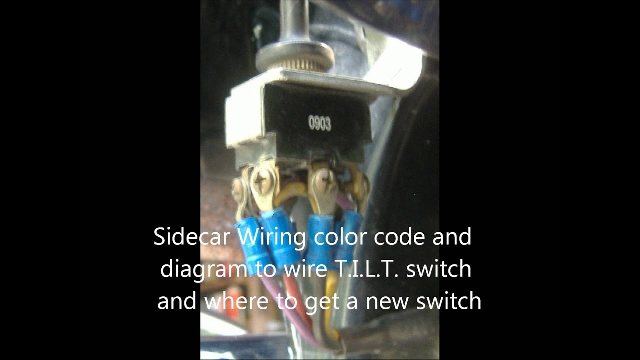 Champion Sidecar Wiring Diagram Pictures Vespa Gl Owners Manual Escort Daytona Legend Youtube S4 Cdi Unit