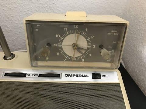 Sweet-Clock R27 Radio Kuba Imperial - Radiowecker