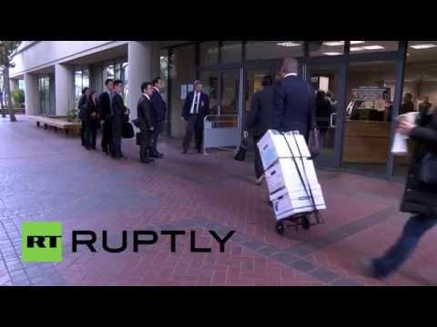 USA: Latest round of Apple vs. Samsung kicks off