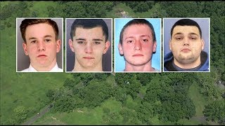 FBI joins search for 4 missing in Pennsylvania