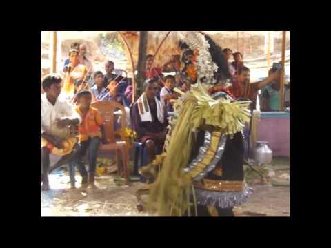 Guliga Chavandi Kola At Bajagoli Mala Kukydi Mr.Ravi Hegde HOuse