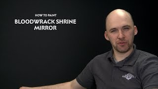 WHTV Tip of the Day - Bloodwrack Shrine Mirror.
