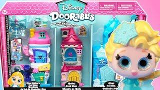 Doorables • Domek • Frozen & Alicja w Krainie czarów • Disney