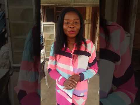 Omowunmi Olowokandi, Lagos based actress has very important information for you. Kindly watch and be