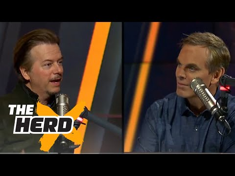 David Spade didn't think this Chris Farley comedy would be successful | THE HERD