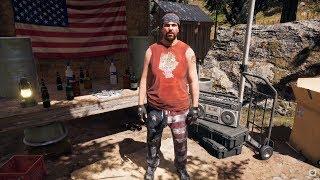 Хёрк в Far Cry 5 (миссия «Блудный сын»)
