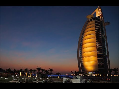 Burj Al Arab - Das Hotel der Hotels!