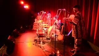 Baba Sissoko et sa maman Djeli Mah Damba Koroba Liege 1 Tour Jeunesse Musicale  Fevrier 2013