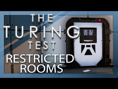 THE TURING TEST: The Restricted Rooms!