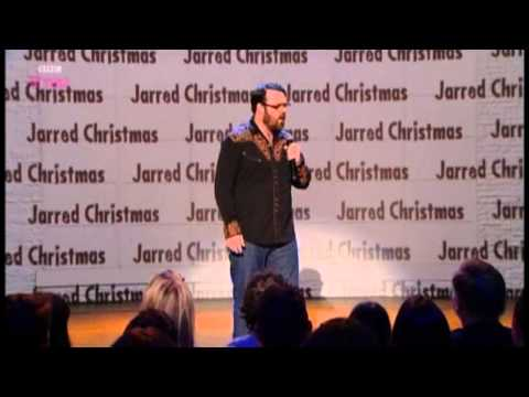 Jarred Christmas on Russell Howard's Good News