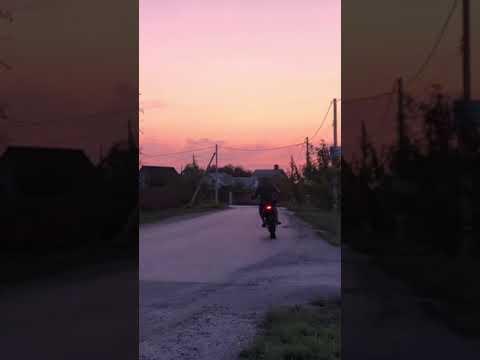 Вечерняя тренька#эндуро #эндуро без гламура