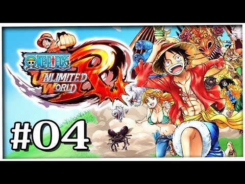 ONE PIECE Unlimited World Red ☆ #04 - SIR CROCODILE ☆ Let's Play One Piece