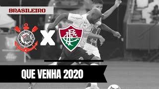 Começou a reformulação no Corinthians / Coelho incomodado / Fluminense vence com bom futebol /